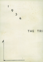Page 6, 1934 Edition, Triadelphia High School - Triadelphian Yearbook (Wheeling, WV) online yearbook collection
