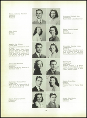 Page 16, 1942 Edition, Triadelphia High School - Triadelphian Yearbook (Wheeling, WV) online yearbook collection