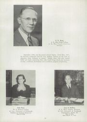 Page 14, 1947 Edition, Triadelphia High School - Triadelphian Yearbook (Wheeling, WV) online yearbook collection