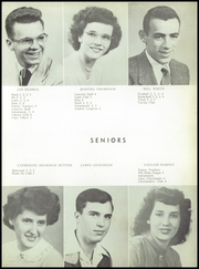 Page 17, 1950 Edition, Gauley Bridge High School - Gauneka Yearbook (Gauley Bridge, WV) online yearbook collection