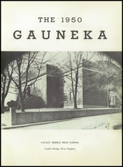 Page 7, 1950 Edition, Gauley Bridge High School - Gauneka Yearbook (Gauley Bridge, WV) online yearbook collection