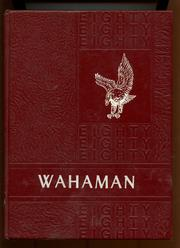1980 Edition, Wahama High School - Wahaman Yearbook (Mason, WV)