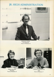 Page 17, 1980 Edition, Wahama High School - Wahaman Yearbook (Mason, WV) online yearbook collection