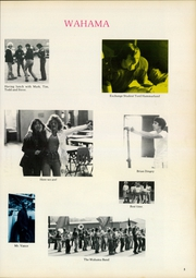 Page 9, 1980 Edition, Wahama High School - Wahaman Yearbook (Mason, WV) online yearbook collection