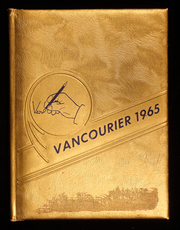 1961 Edition, Van High School - Vancourier Yearbook (Van, WV)