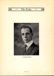 Page 11, 1930 Edition, Roosevelt Wilson High School - Echo Yearbook (Clarksburg, WV) online yearbook collection