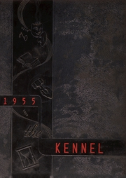 1955 Edition, Marsh Fork High School - Kennel Yearbook (Naoma, WV)