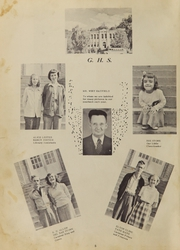Page 12, 1950 Edition, Gilbert High School - Roaring Lion Yearbook (Gilbert, WV) online yearbook collection