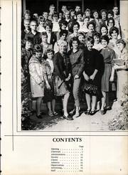 Page 7, 1963 Edition, Petersburg High School - Petro Schola Yearbook (Petersburg, WV) online yearbook collection