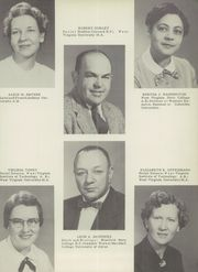 Page 17, 1957 Edition, Montgomery High School - Chien Gris Yearbook (Montgomery, WV) online yearbook collection