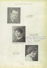 Page 11, 1925 Edition, Victory High School - Optic Yearbook (Clarksburg, WV) online yearbook collection