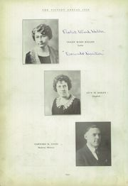 Page 12, 1925 Edition, Victory High School - Optic Yearbook (Clarksburg, WV) online yearbook collection