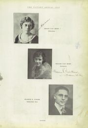 Page 13, 1925 Edition, Victory High School - Optic Yearbook (Clarksburg, WV) online yearbook collection
