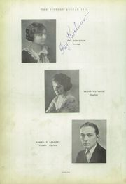 Page 14, 1925 Edition, Victory High School - Optic Yearbook (Clarksburg, WV) online yearbook collection