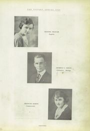 Page 15, 1925 Edition, Victory High School - Optic Yearbook (Clarksburg, WV) online yearbook collection