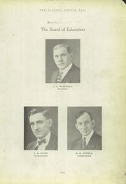 Page 7, 1925 Edition, Victory High School - Optic Yearbook (Clarksburg, WV) online yearbook collection