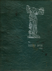 Victory High School - Optic Yearbook (Clarksburg, WV) online yearbook collection, 1949 Edition, Page 1