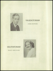 Page 10, 1951 Edition, Victory High School - Optic Yearbook (Clarksburg, WV) online yearbook collection