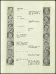 Page 13, 1951 Edition, Victory High School - Optic Yearbook (Clarksburg, WV) online yearbook collection