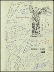 Page 3, 1951 Edition, Victory High School - Optic Yearbook (Clarksburg, WV) online yearbook collection