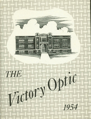 Victory High School - Optic Yearbook (Clarksburg, WV) online yearbook collection, 1954 Edition, Page 1