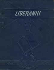 1947 Edition, Clay Battelle High School - Liberanni Yearbook (Blacksville, WV)