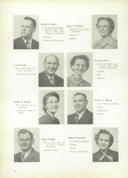 Page 10, 1953 Edition, Clay Battelle High School - Liberanni Yearbook (Blacksville, WV) online yearbook collection