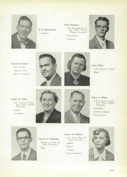Page 11, 1953 Edition, Clay Battelle High School - Liberanni Yearbook (Blacksville, WV) online yearbook collection