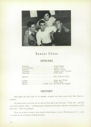Page 14, 1953 Edition, Clay Battelle High School - Liberanni Yearbook (Blacksville, WV) online yearbook collection