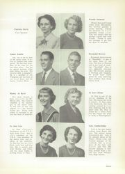 Page 15, 1953 Edition, Clay Battelle High School - Liberanni Yearbook (Blacksville, WV) online yearbook collection