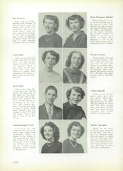 Page 16, 1953 Edition, Clay Battelle High School - Liberanni Yearbook (Blacksville, WV) online yearbook collection