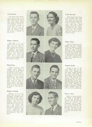 Page 17, 1953 Edition, Clay Battelle High School - Liberanni Yearbook (Blacksville, WV) online yearbook collection