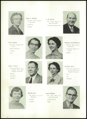 Page 10, 1955 Edition, Clay Battelle High School - Liberanni Yearbook (Blacksville, WV) online yearbook collection