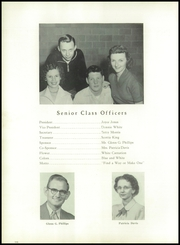 Page 14, 1955 Edition, Clay Battelle High School - Liberanni Yearbook (Blacksville, WV) online yearbook collection