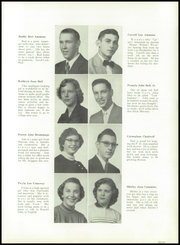 Page 15, 1955 Edition, Clay Battelle High School - Liberanni Yearbook (Blacksville, WV) online yearbook collection