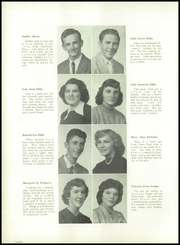 Page 16, 1955 Edition, Clay Battelle High School - Liberanni Yearbook (Blacksville, WV) online yearbook collection