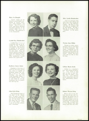 Page 17, 1955 Edition, Clay Battelle High School - Liberanni Yearbook (Blacksville, WV) online yearbook collection