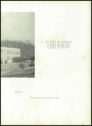 Page 7, 1955 Edition, Clay Battelle High School - Liberanni Yearbook (Blacksville, WV) online yearbook collection