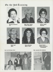 Page 12, 1983 Edition, Montcalm High School - Yearbook (Montcalm, WV) online yearbook collection