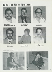 Page 13, 1983 Edition, Montcalm High School - Yearbook (Montcalm, WV) online yearbook collection