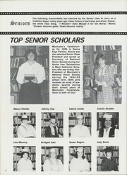 Page 16, 1983 Edition, Montcalm High School - Yearbook (Montcalm, WV) online yearbook collection