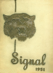 1951 Edition, Sistersville High School - Signal Yearbook (Sistersville, WV)