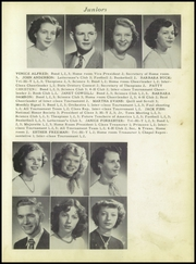 Page 11, 1951 Edition, Sistersville High School - Signal Yearbook (Sistersville, WV) online yearbook collection
