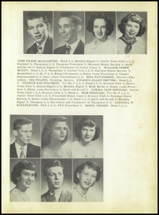 Page 13, 1951 Edition, Sistersville High School - Signal Yearbook (Sistersville, WV) online yearbook collection