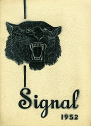 1952 Edition, Sistersville High School - Signal Yearbook (Sistersville, WV)