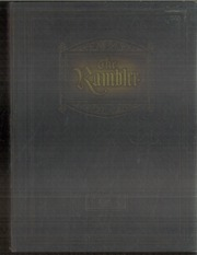 1929 Edition, Charles Town High School - Rambler Yearbook (Charles Town, WV)