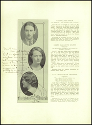 Page 14, 1931 Edition, Charles Town High School - Rambler Yearbook (Charles Town, WV) online yearbook collection