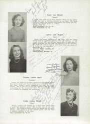 Page 17, 1945 Edition, Charles Town High School - Rambler Yearbook (Charles Town, WV) online yearbook collection