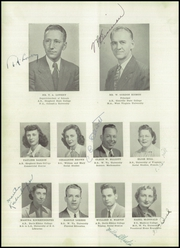 Page 12, 1951 Edition, Charles Town High School - Rambler Yearbook (Charles Town, WV) online yearbook collection