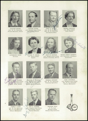 Page 13, 1951 Edition, Charles Town High School - Rambler Yearbook (Charles Town, WV) online yearbook collection